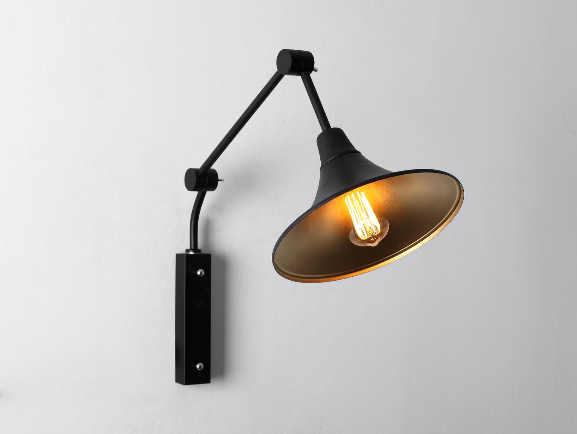Wandlampe MILLER WALL