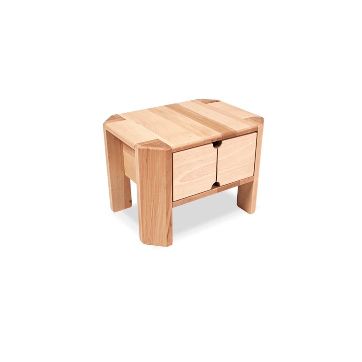 Loft Nachttisch mit Schublade