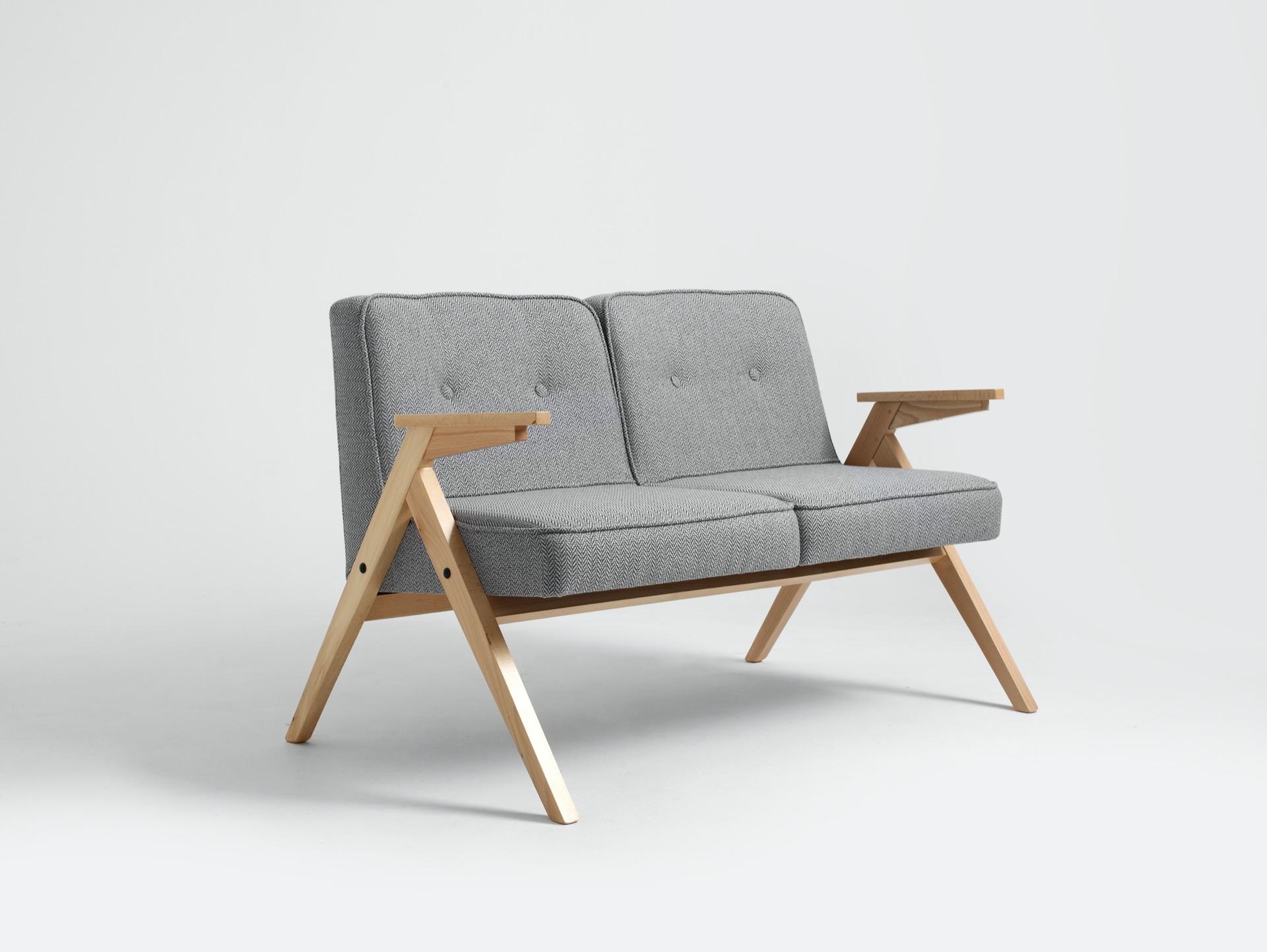 2-Sitzer Sofa VINC