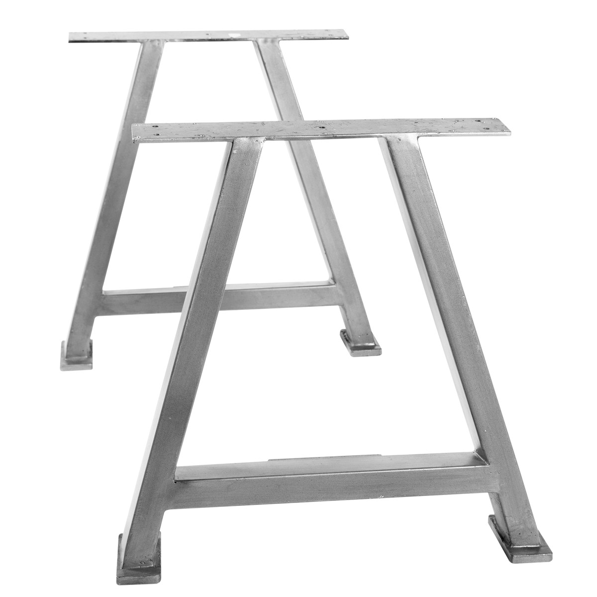 TOPS & TABLES Tischgestell antiksilber